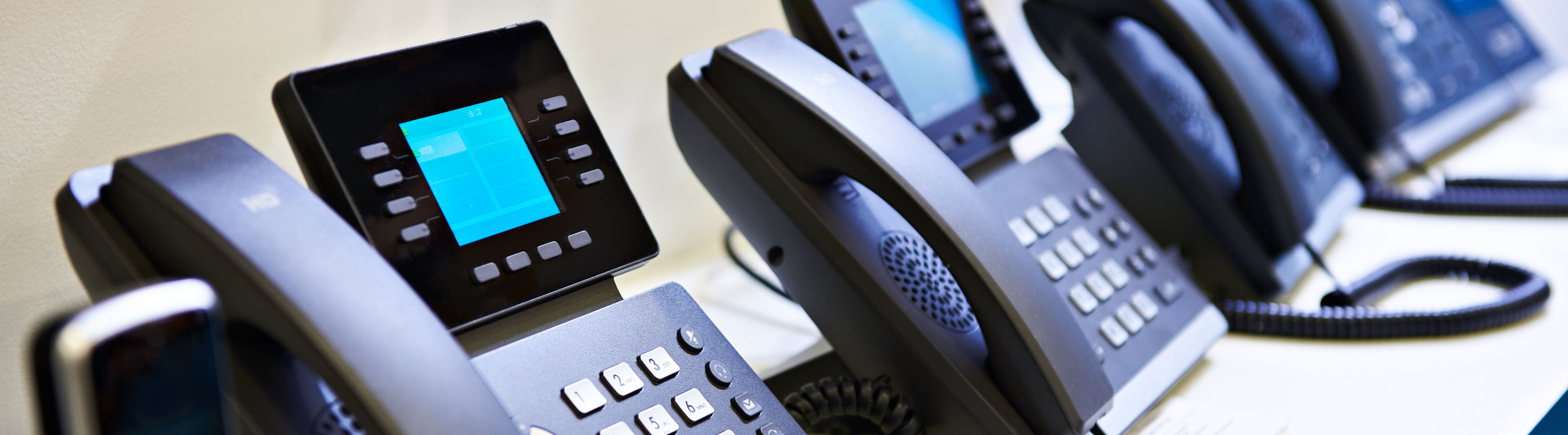 Office VoIP Phone Systems - Hampshire