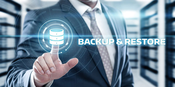 Cloud IT Services - Cloud Managed Data Backups