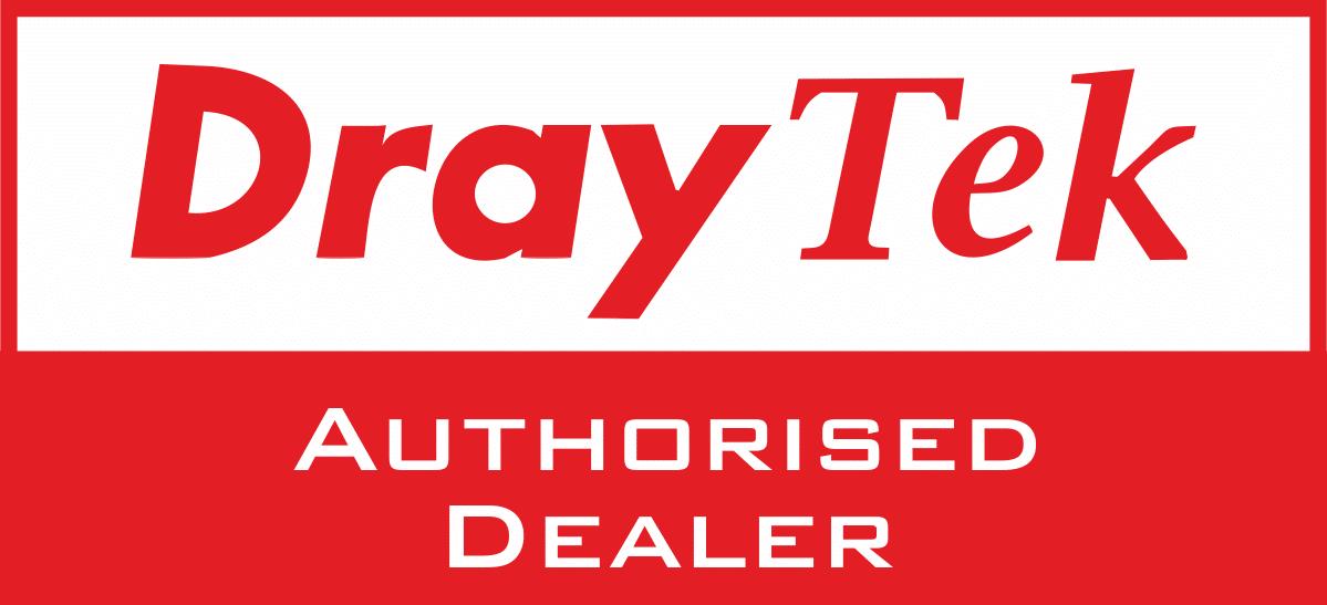 DrayTek Dealer Logo